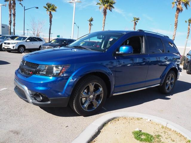 Pre-Owned 2015 Dodge Journey FWD 4dr Crossroad