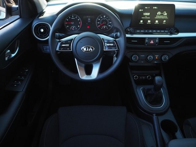 New 2020 Kia Forte FE Manual
