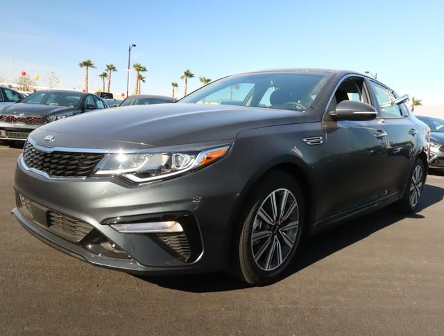 New 2020 Kia Optima EX Premium DCT