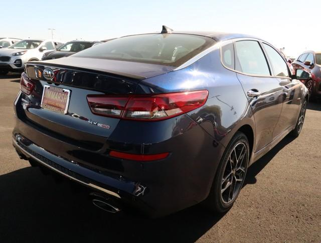 New 2020 Kia Optima SX Auto