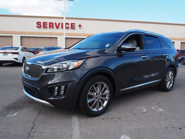 Certified Pre-Owned 2018 Kia Sorento SX Limited V6 FWD