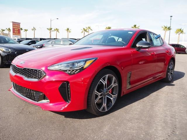 New 2020 Kia Stinger GT RWD