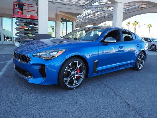 New 2020 Kia Stinger GT1 RWD