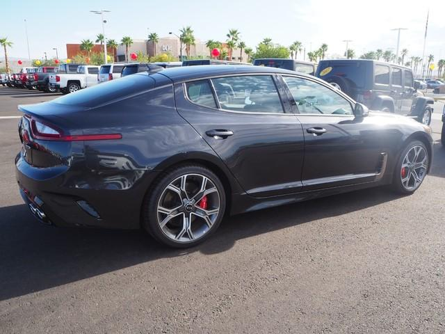 New 2019 Kia Stinger GT1 AWD