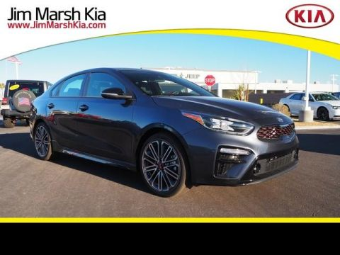 New 2020 Kia Forte GT Manual