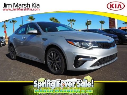 New 2019 Kia Optima LX Auto