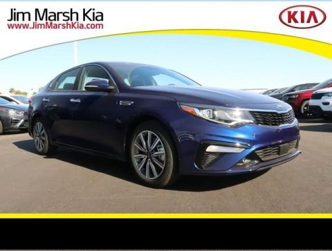 New 2020 Kia Optima EX DCT