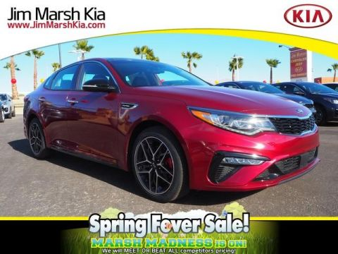 New 2019 Kia Optima SX Auto