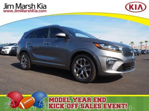 New 2019 Kia Sorento SX Limited V6 FWD