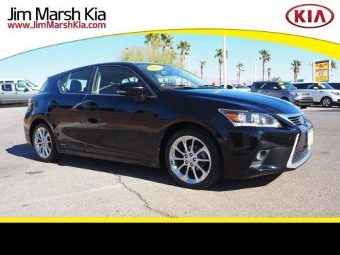 Pre-Owned 2015 Lexus CT 200h 5dr Sdn Hybrid