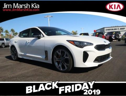 New 2019 Kia Stinger GT1 RWD