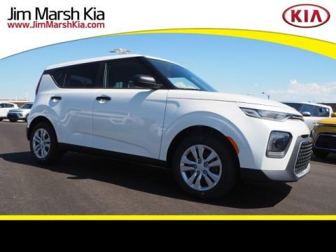 New 2020 Kia Soul LX Manual